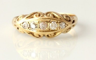 1914 Diamond Ring