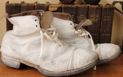 1920s Cricket Boots