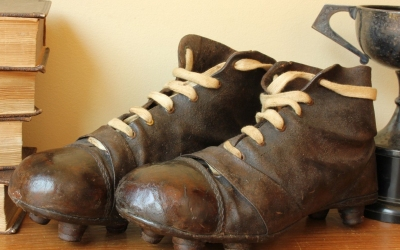 1920s Football Boots