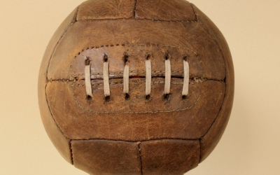 1930 Leather Football
