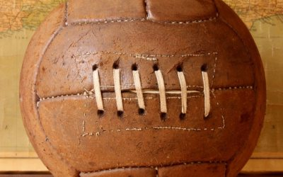 1940 Six Lace Football