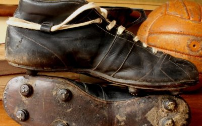 1940s Football Boots