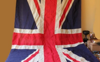 2.5 Yard Union Jack Flag