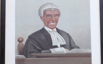 A Lawyer on the Bench