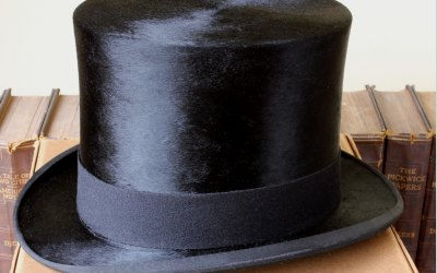 Austin Reed Top Hat