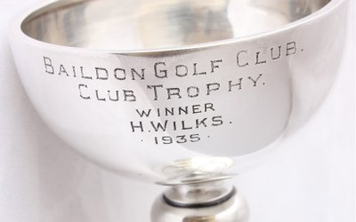 Baildon Golf Trophy