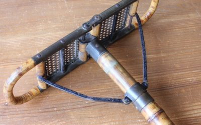 Bamboo Shooting Stick