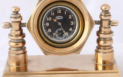 Brass Watch Stand