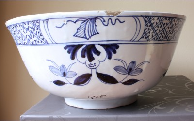 Delftware Bowl