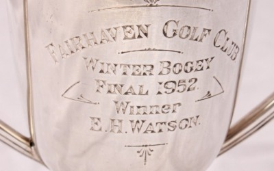Fairhaven Golf Trophy