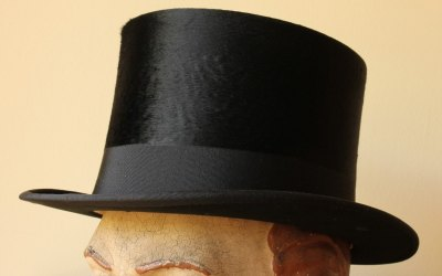 Jan de Ruyter Top Hat