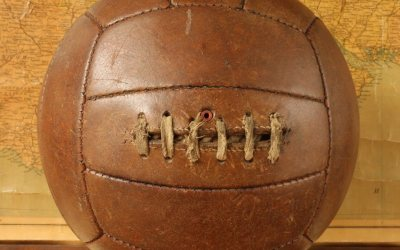 Lace And Valve Football