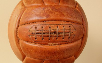 Made In England 1950 Football
