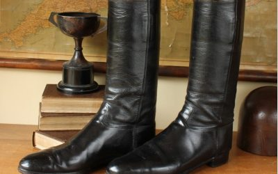 Maxwell Riding Boots