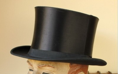 Opera Hat Antique