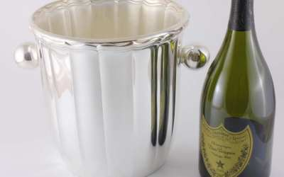 Quist Silver Plated Wine Cooler