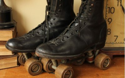Roller Skating Boots
