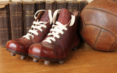 Tom Finney Football Boots