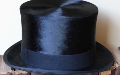 Woodrow Top Hat