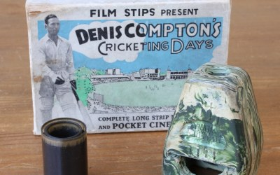 Cricket Film Stips